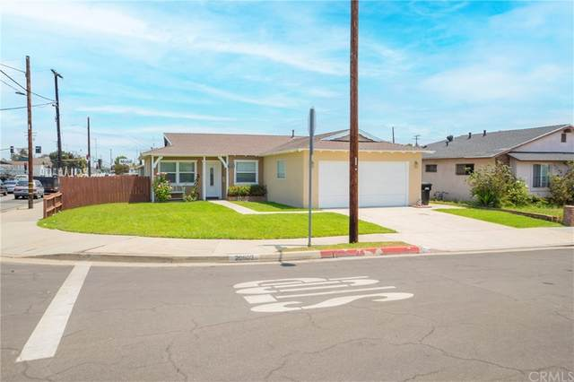 20802 Brody Avenue, Torrance, CA 90502 (#DW21166878) :: Go Gabby