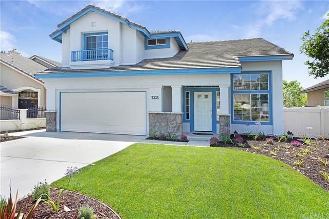 7335 Park Village Road, San Diego, CA 92129 (#OC21163763) :: Latrice Deluna Homes
