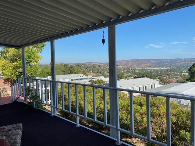 9100 Single Oak Dr #76, Lakeside, CA 92040 (#PTP2105349) :: Powerhouse Real Estate