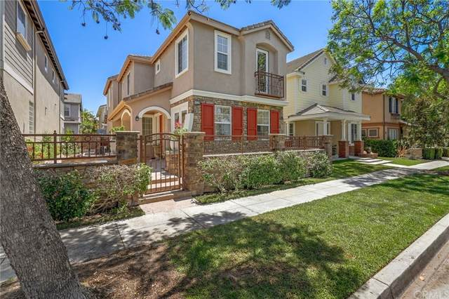 132 Main Street, Ladera Ranch, CA 92694 (#OC21166390) :: Pam Spadafore & Associates