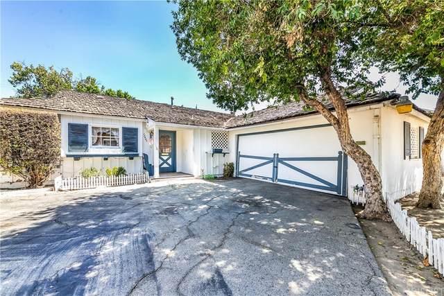 17445 Lemac Street, Northridge, CA 91325 (#SR21166640) :: Realty ONE Group Empire