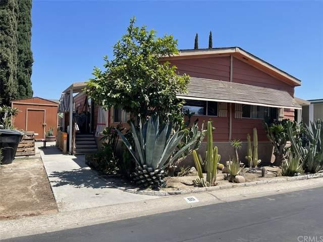 320 N Park Vista Street #65, Anaheim, CA 92806 (#CV21166120) :: Doherty Real Estate Group