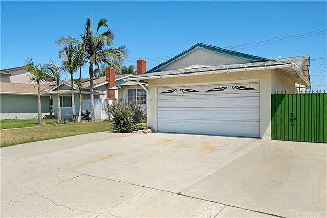 411 E 214th Street, Carson, CA 90745 (#SR21162127) :: Powerhouse Real Estate