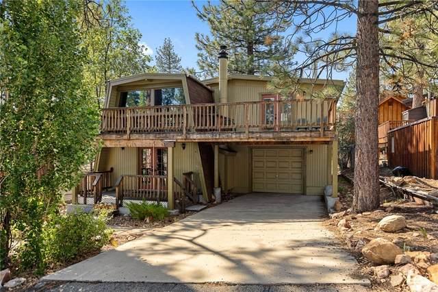 619 Talmadge Road, Big Bear, CA 92315 (#OC21166609) :: Legacy 15 Real Estate Brokers
