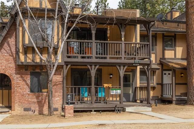 569 Summit Boulevard #6, Big Bear, CA 92315 (#EV21146809) :: Legacy 15 Real Estate Brokers