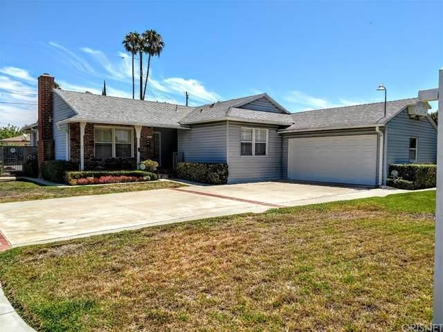 20023 Lull Street, Winnetka, CA 91306 (#SR21166918) :: Jett Real Estate Group