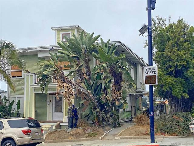 768 17th St, San Diego, CA 92101 (#210021500) :: Realty ONE Group Empire