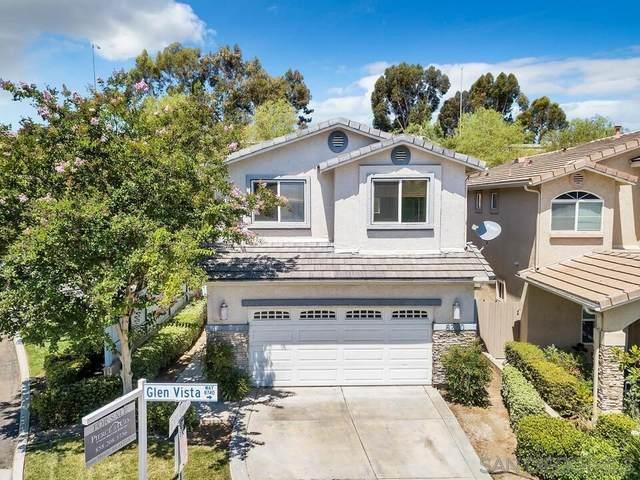 8740 Glen Vista Way, Santee, CA 92071 (#210021508) :: Jett Real Estate Group