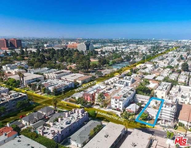 1733 S Barrington Avenue, Los Angeles (City), CA 90025 (#21766852) :: Better Living SoCal