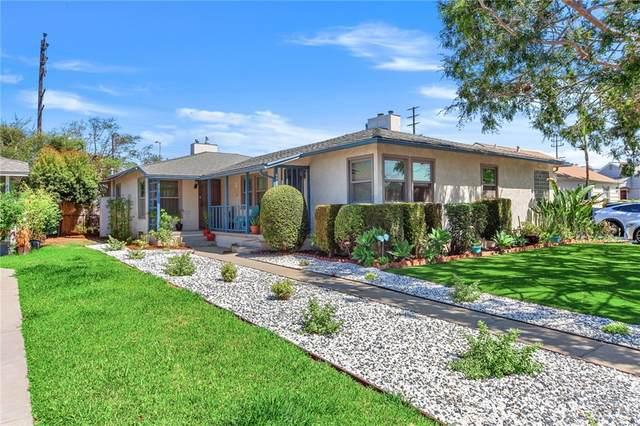 8215 Kittyhawk Avenue, Los Angeles (City), CA 90045 (#PW21166898) :: Zutila, Inc.
