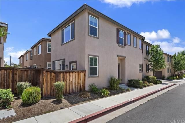 277 Bloomington Avenue #228, Rialto, CA 92376 (#IV21164669) :: Zutila, Inc.