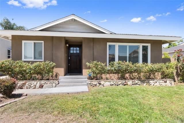 303 N Harbor View Avenue, San Pedro, CA 90732 (#SR21166515) :: Millman Team