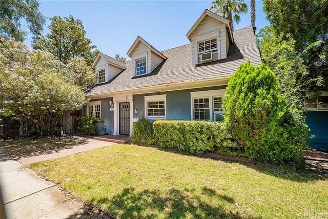 5115 Serrania Avenue, Woodland Hills, CA 91364 (#SR21166508) :: Powerhouse Real Estate