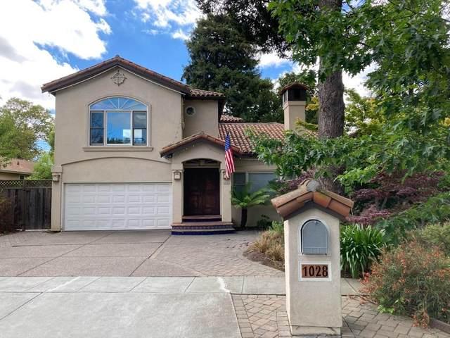 1028 Menlo Oaks Drive, Menlo Park, CA 94025 (#ML81850305) :: Realty ONE Group Empire