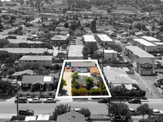 644 46 Emerald Avenue, El Cajon, CA 92020 (#210021511) :: Jett Real Estate Group