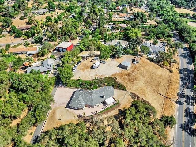 1105 Sycamore Drive, Fallbrook, CA 92028 (#210021512) :: The Kohler Group