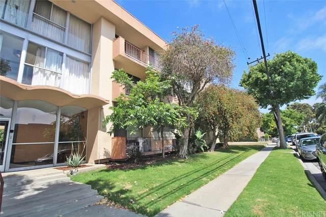 855 Victor Avenue #203, Inglewood, CA 90302 (#SR21165865) :: Doherty Real Estate Group