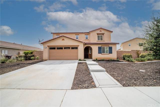 26922 Round Up Street, Winchester, CA 92596 (#SW21166759) :: EXIT Alliance Realty