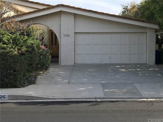 17720 Arvida Drive, Granada Hills, CA 91344 (#SR21166975) :: Zutila, Inc.
