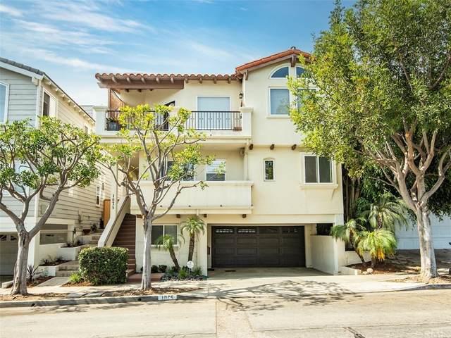 1075 7th Street, Hermosa Beach, CA 90254 (#PV21166971) :: Powerhouse Real Estate