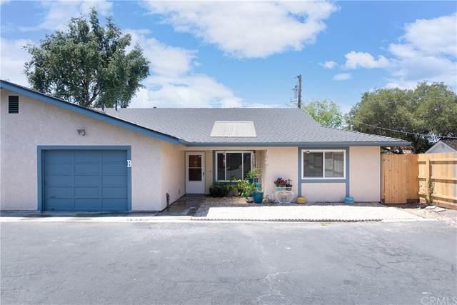 5020 Palma Avenue B, Atascadero, CA 93422 (#PI21166924) :: Realty ONE Group Empire