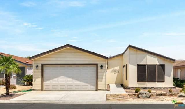 15300 Palm Drive #140, Desert Hot Springs, CA 92240 (#21766774) :: Elevate Palm Springs