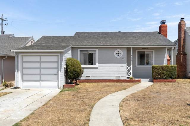 319 Fairway Drive, South San Francisco, CA 94080 (#ML81856005) :: Realty ONE Group Empire