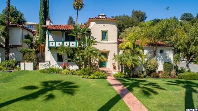 1450 Royal Boulevard, Glendale, CA 91207 (#320006979) :: Wendy Rich-Soto and Associates