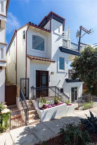 216 1st Street, Manhattan Beach, CA 90266 (#SB21166941) :: Go Gabby
