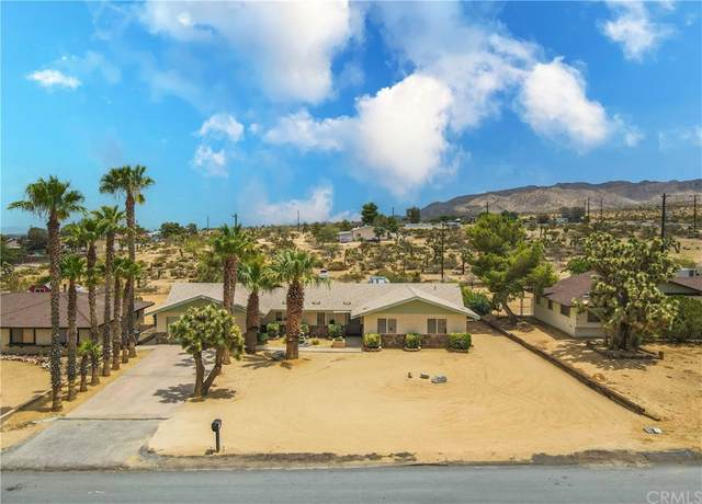 7637 Hanford Avenue, Yucca Valley, CA 92284 (#JT21152460) :: Elevate Palm Springs