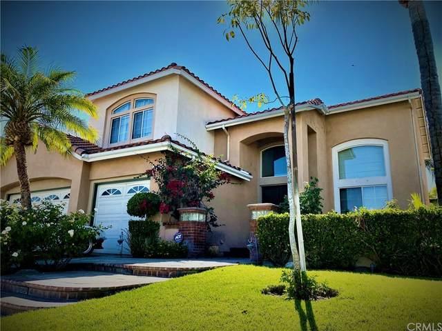 13553 Meganwood Place, La Mirada, CA 90638 (#PF21166960) :: Latrice Deluna Homes