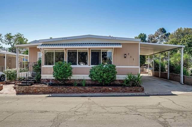 10800 Woodside Ave Spc 201, Santee, CA 92071 (#210021521) :: Jett Real Estate Group