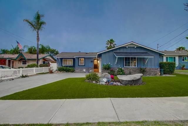 1375 Dove St, El Cajon, CA 92020 (#210021522) :: Jett Real Estate Group