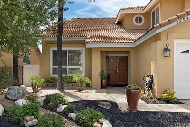 10100 Cartagena Drive, Moreno Valley, CA 92557 (#OC21162991) :: A|G Amaya Group Real Estate