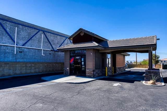 2080 W Rosamond Boulevard, Rosamond, CA 93560 (#SR21167025) :: Doherty Real Estate Group