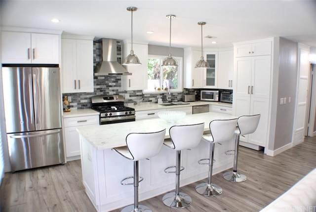 22325 Cohasset Street, Canoga Park, CA 91303 (#SR21167034) :: Pam Spadafore & Associates
