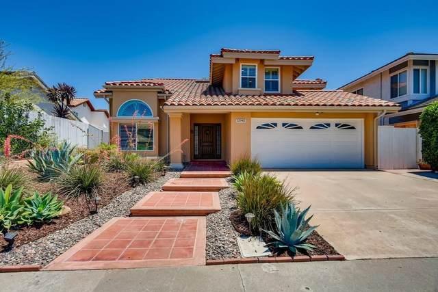 12945 Orangeburg Ave, San Diego, CA 92129 (#210021532) :: Latrice Deluna Homes