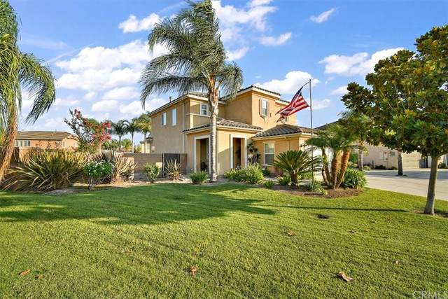7504 Larsen Bay Street, Eastvale, CA 92880 (#CV21163425) :: Zutila, Inc.