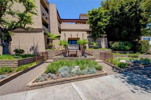 2501 W Redondo Beach Boulevard #234, Gardena, CA 90249 (#SB21161035) :: Jett Real Estate Group