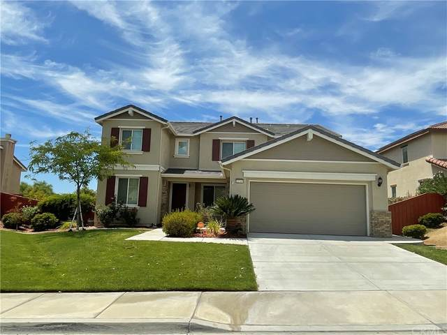 11349 Harmon, Beaumont, CA 92223 (#EV21166792) :: RE/MAX Empire Properties