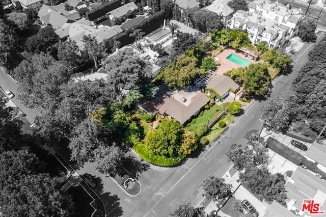 1 Toluca Estates Drive, Toluca Lake, CA 91602 (#21765918) :: Zen Ziejewski and Team