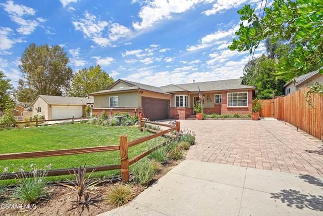 11011 Yarmouth Avenue, Granada Hills, CA 91344 (#221004175) :: Cochren Realty Team | KW the Lakes