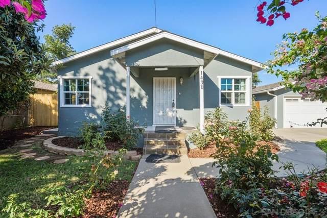 1430 S Maple St, Escondido, CA 92025 (#210021534) :: Pam Spadafore & Associates