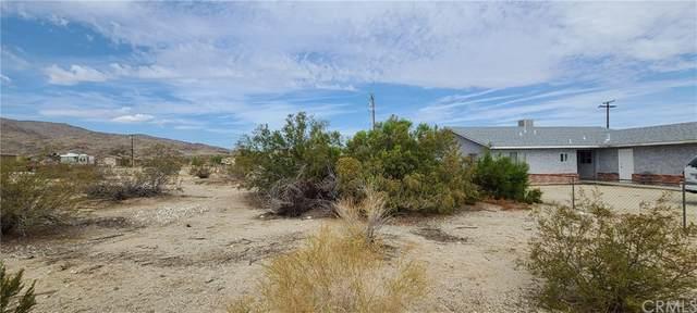 0 Mojave Avenue, 29 Palms, CA 92277 (#EV21167053) :: Realty ONE Group Empire
