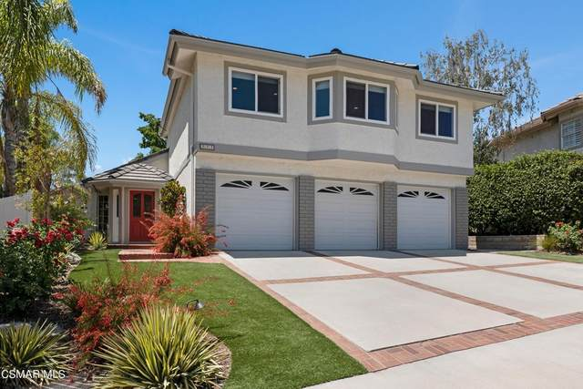 377 Tranquil Lane, Oak Park, CA 91377 (#221004173) :: Wendy Rich-Soto and Associates