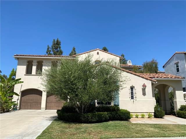25 New Dawn, Irvine, CA 92620 (#OC21151963) :: The Kohler Group