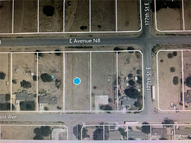 1 East Avenue N8, Lancaster, CA 93535 (#SR21167058) :: Jett Real Estate Group