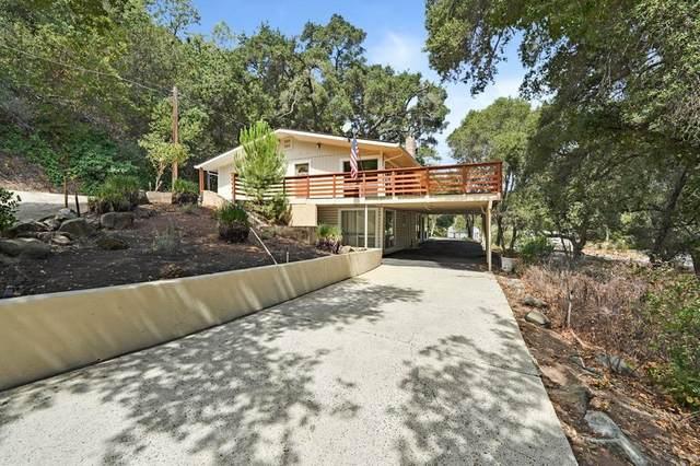 16245 Uvas Road, Morgan Hill, CA 95037 (#ML81856042) :: Pam Spadafore & Associates