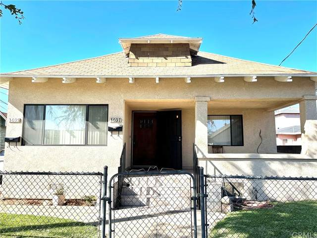 3035 E 5th Street, Los Angeles (City), CA 90063 (#PW21166039) :: Cochren Realty Team   KW the Lakes