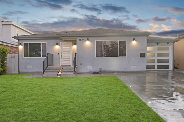 2031 N Pass Avenue, Burbank, CA 91505 (#SR21151840) :: Realty ONE Group Empire